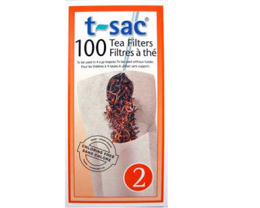 T-Sac Tea Filter Size 2