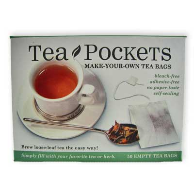 Tea Pocket - Make-Your-Own Tea Bags