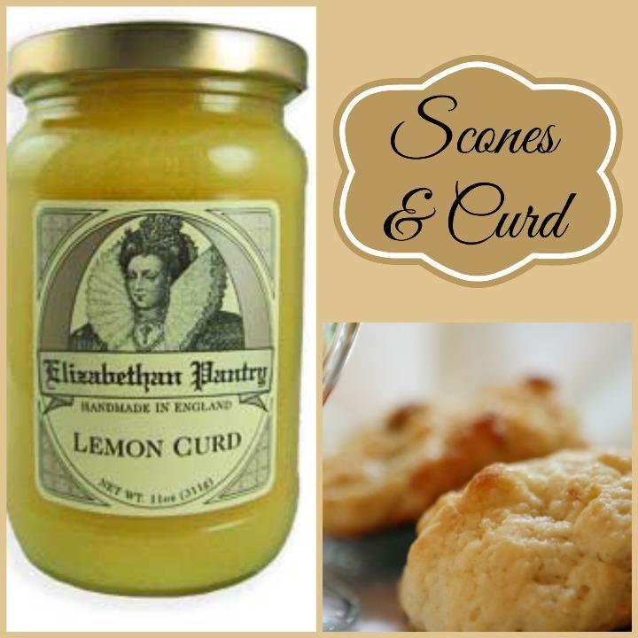Lemon Curd & Scone Mix