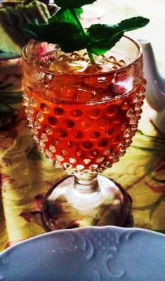 Cherry Black Iced Tea