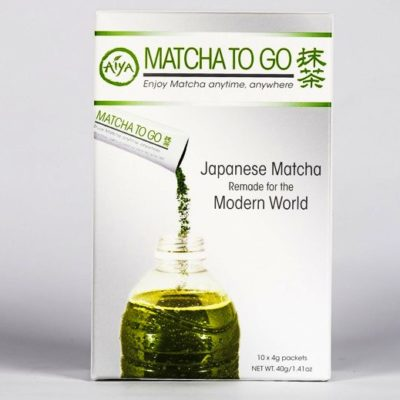 Matcha to Go Packets