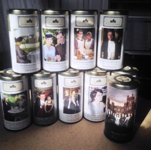 Downton Abbey Tea Giveway