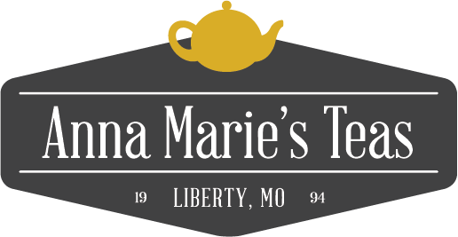 Anna Marie's Teas logo