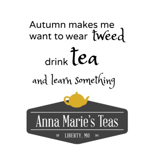 Autumn Tea Blends