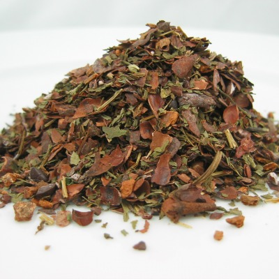 Spiced Coco-Mint Herbal