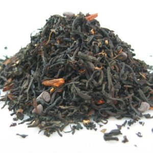 Vanilla Pumpkin Tea