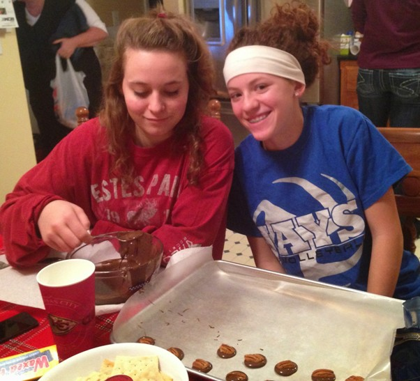 Candy Making 2014