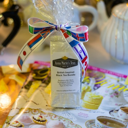 British Inspired Black Tea Bundle