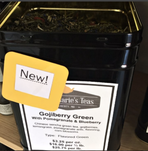 New Gojiberry Green